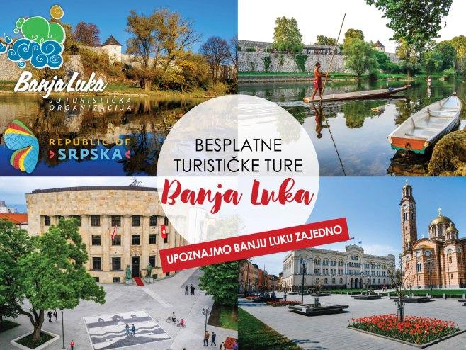 Besplatne turističke ture u Banjaluci