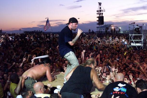 Netflix priprema dokumentarnu seriju o Woodstock '99 festivalu