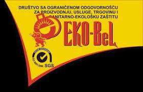 """""""EKO – BEL"""" će vršiti dezinsekciju uže gradske zone"""
