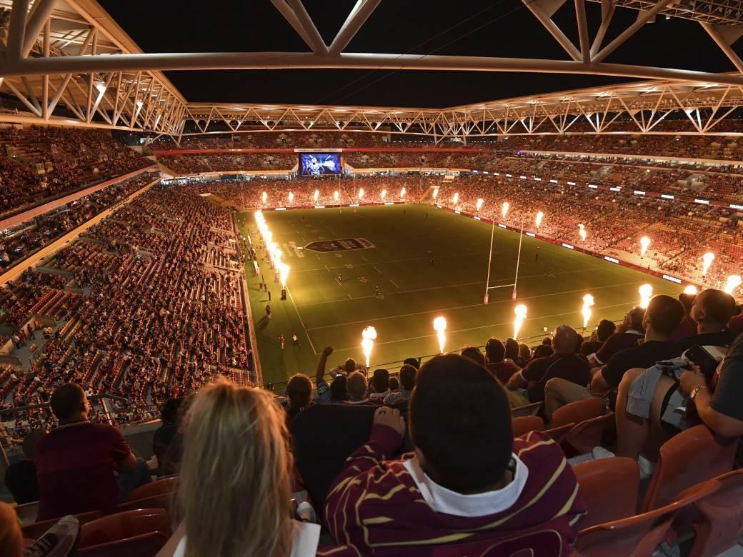 U Australiji ne brinu zbog korone: 52.000 navijača na ragbi utakmici!