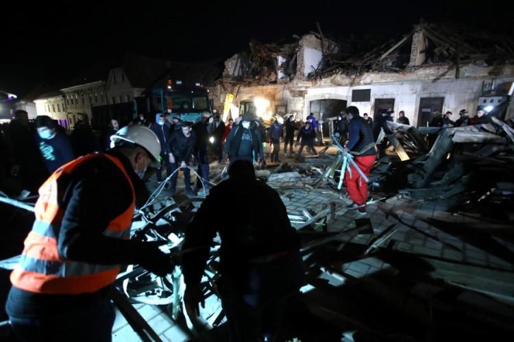 U Hrvatskoj se osjetilo 20 zemljotresa za proteklih 37 časova