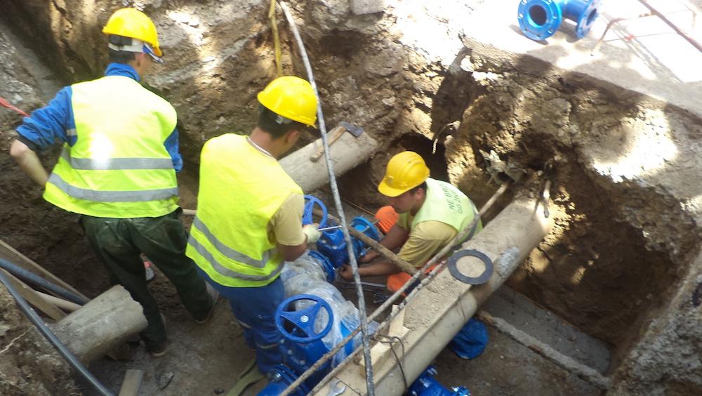 U srijedu 13. januara kraći prekid vodosnabdijevanja u dvije prijedorske ulice