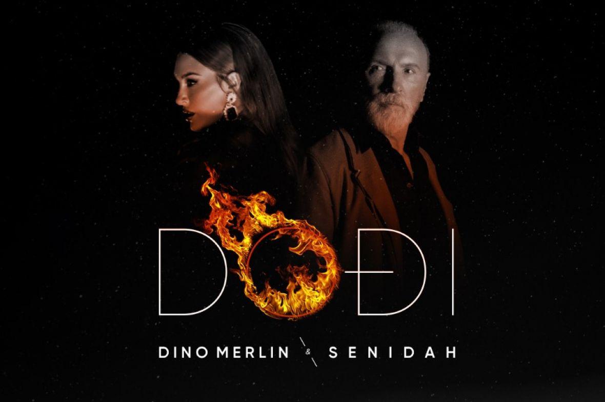 Poslušajte pjesmu Dine Merlina i Senidah