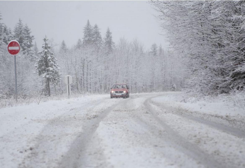 Žuti meteoalarm u BiH zbog hladnoće i snijega