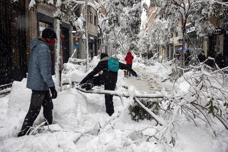 Oluja iz Španije se seli ka Balkanu