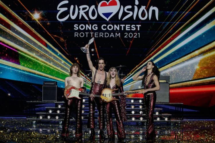 Italija pobjednik Evrovizije, Srbija na 15. mjestu VIDEO