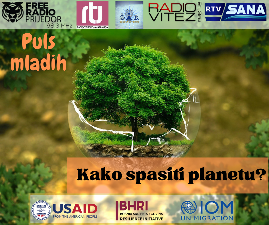 Puls mladih – Kako spasiti planetu?!
