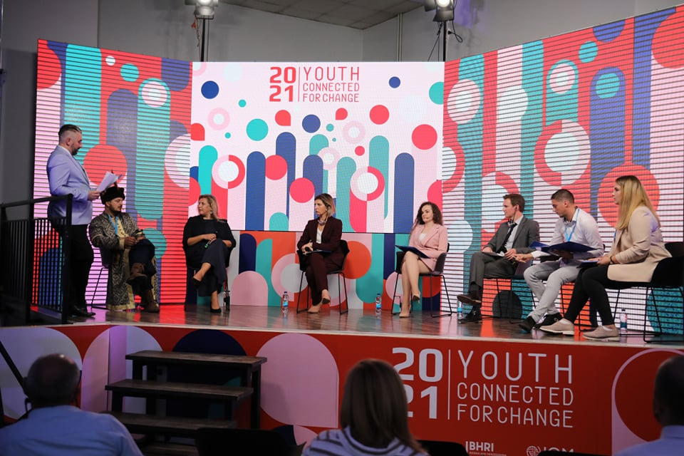 "Održan završni događaj BHRI programa za mlade ""Youth connected for change"""