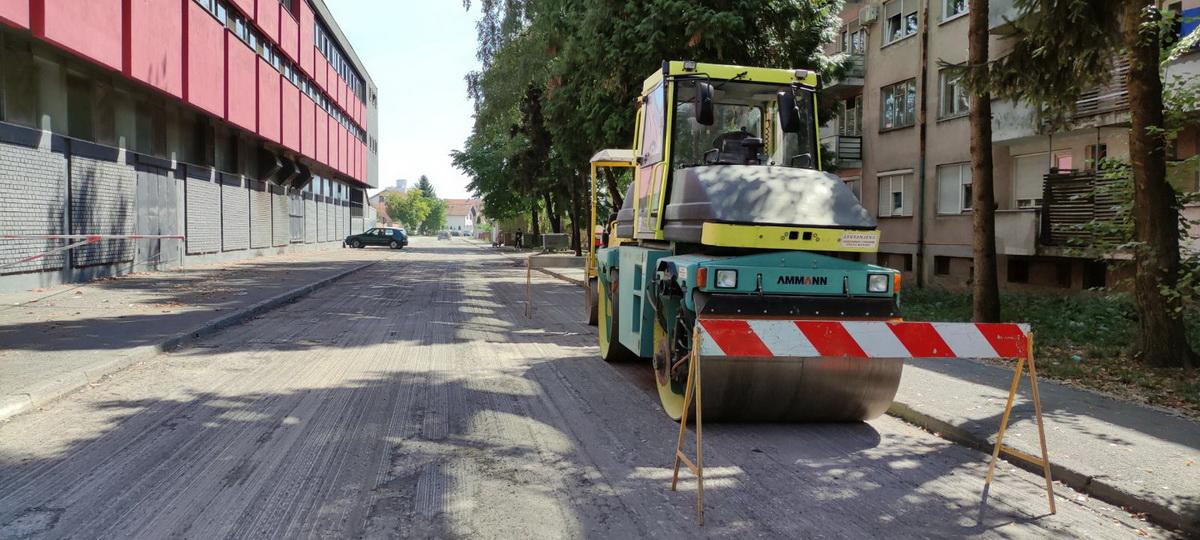 Za revitalizaciju Ulice Petra Petrovića Njegoša 40.000 KM