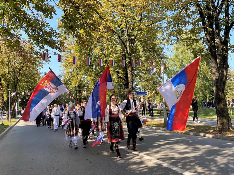 U Prijedoru obilježen Dan srpskog jedinstva, slobode i nacionalne zastave