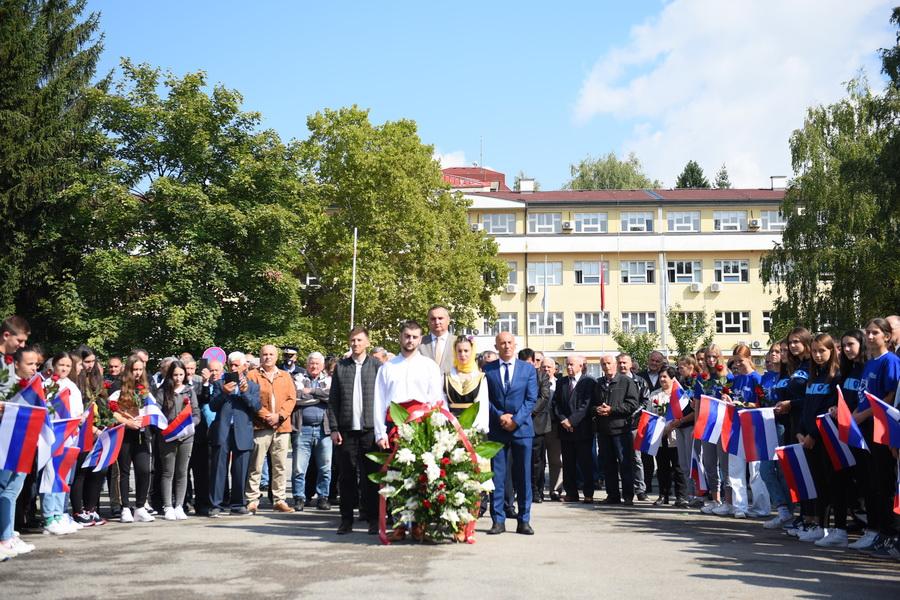 U Prijedoru obilježen dan Pete kozarske i 43. motorizovane brigade